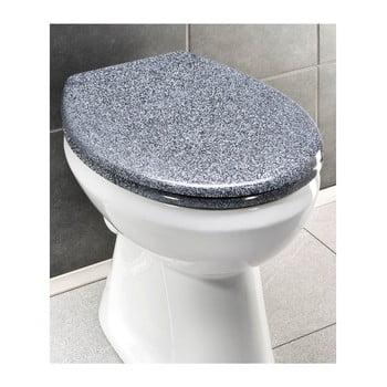 Capac WC din granit Wenko Premium Ottana, 45,2 x 37,6 cm, imagine