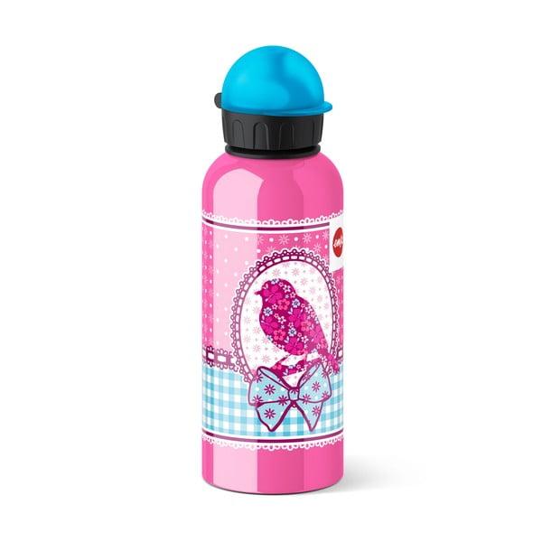 Dětská lahev na pití Birdy Bow, 600 ml