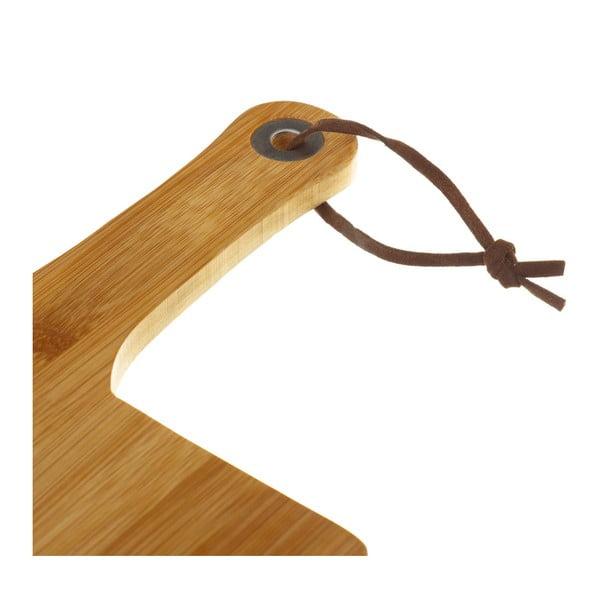Krájecí prkénko z bambusu Unimasa Chef, 45 x 25 cm