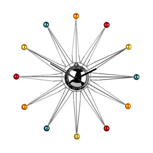 Nástěnné hodiny Hot Balls, 50 cm
