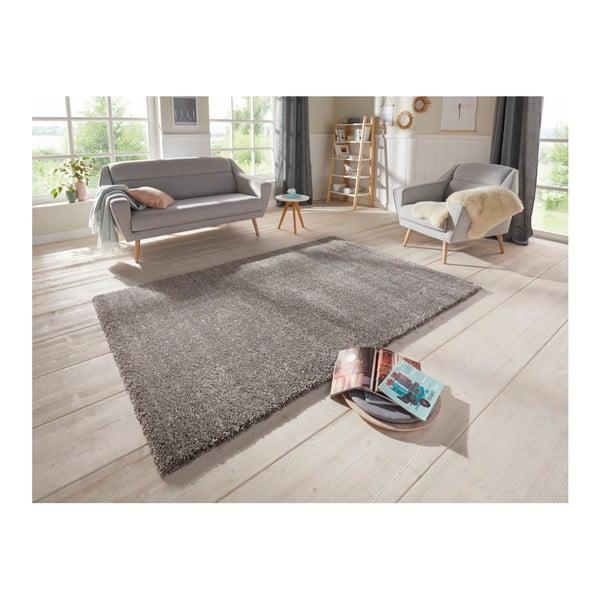 Šedý koberec Elle Decor Passion Orly, 160 x 230 cm