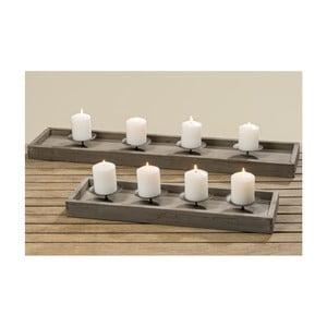Podnos na svíčky Boltze Aura, 53 cm