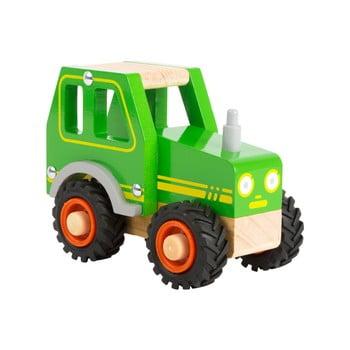Tractor din lemn pentru copii Legler Tractor de la Legler