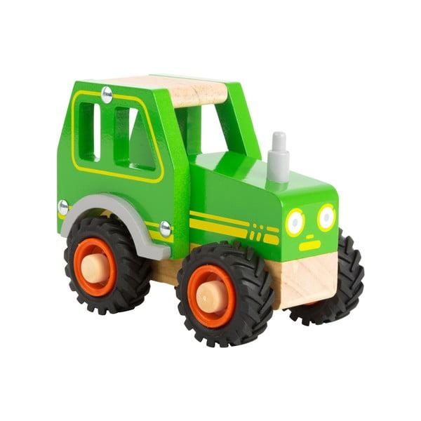 Tractos fa játéktraktor - Legler