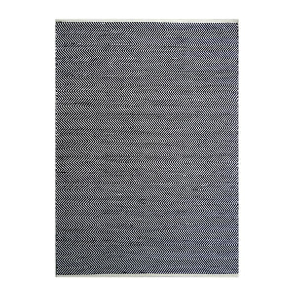Koberec Spring 100 Black, 120x170 cm