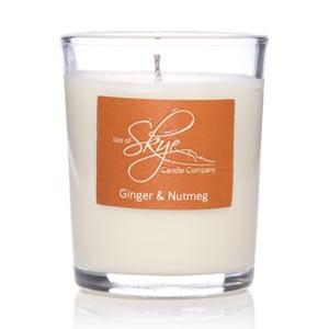 Lumânare cu aromă de ghimbir și nucșoară Skye Candles Container, timp de ardere 12 ore