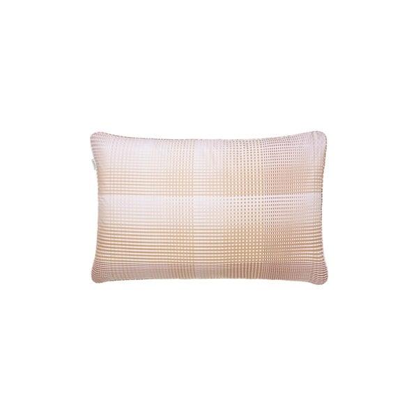 Povlak na polštář Check Neutral, 50x75 cm