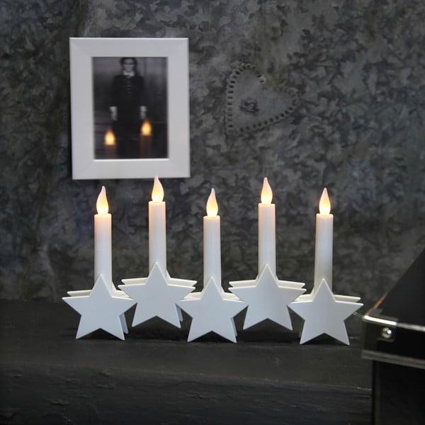 Svítící dekorace Starlet
