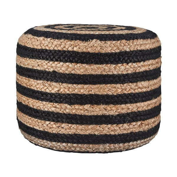 Puf Hemp Striped