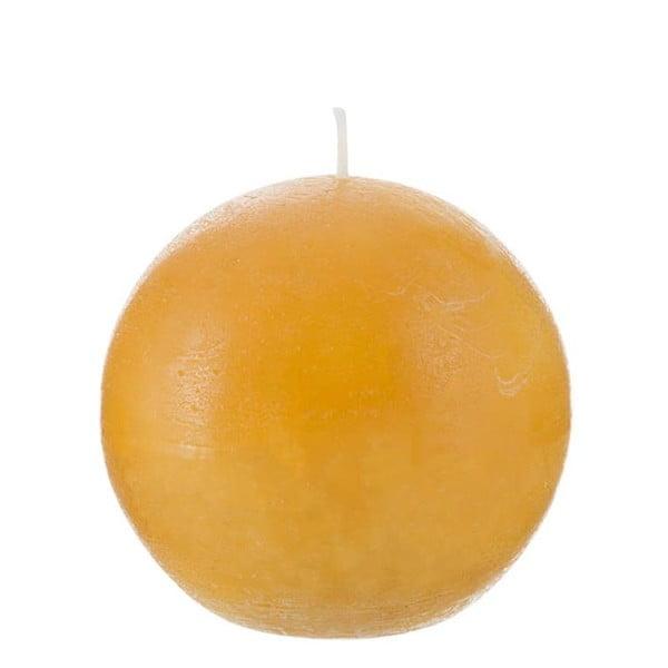 Pomarańczowa świeczka J-Line Ball