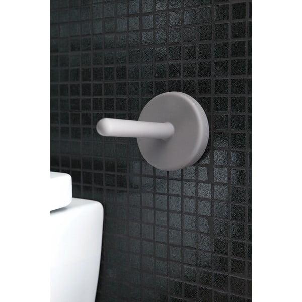 Samodržící stojan na toaletní papír Portaro Light Grey