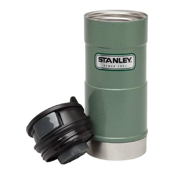 Zelený termohrnek Stanley Classic,350ml