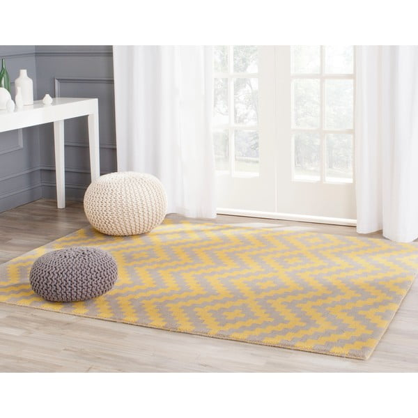 Vlněný koberec Safavieh Aimee, 152x213 cm