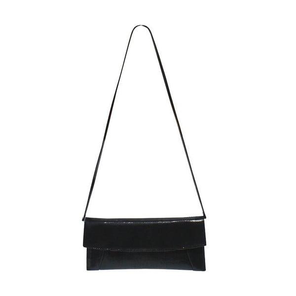 Kožená kabelka/psaníčko Boscollo Black 2228