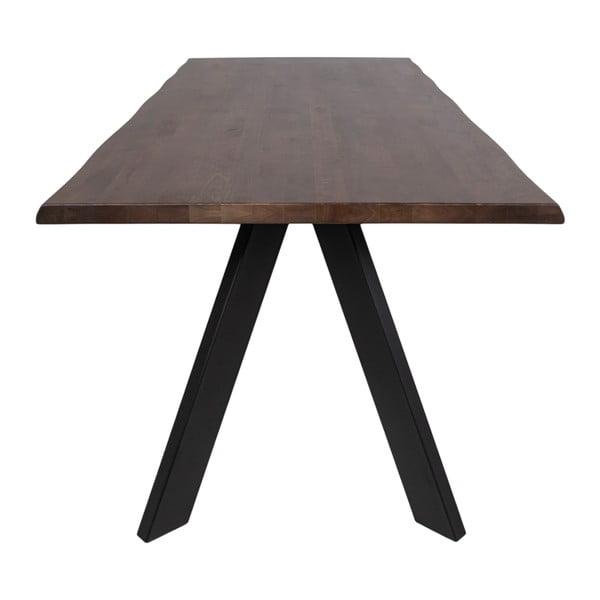 Jídelní stůl z dubového dřeva House Nordic Sanremo Smoked oiled, délka 220 cm