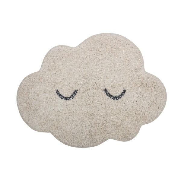 Dziecięcy bawełniany dywan Bloomingville Cloud, 82x57 cm