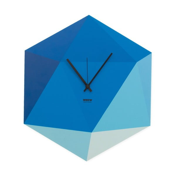 Hodiny Timeshape Blue