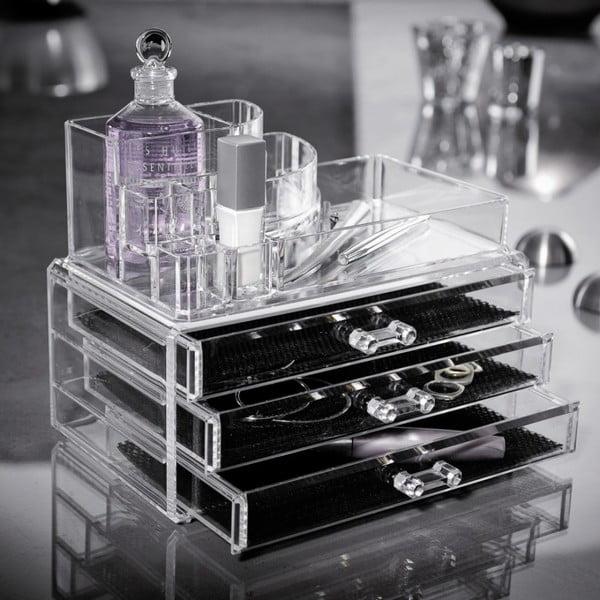 Jewelery kozmetikai rendszerező - Compactor