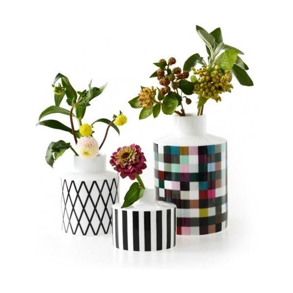 Porcelánová váza Remember Random, 20 cm