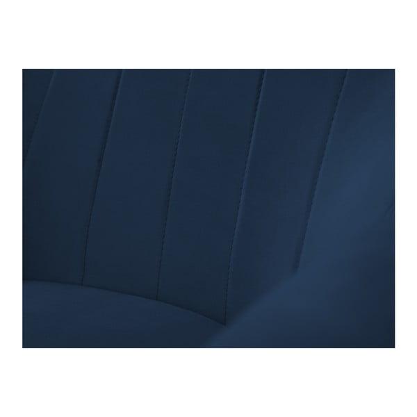 Fotoliu Mazzini Sofas BENITO, albastru închis