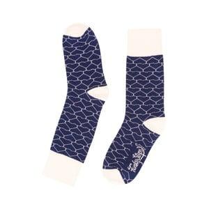 Barevné ponožky Funky Steps Geometrica, vel. 35-39