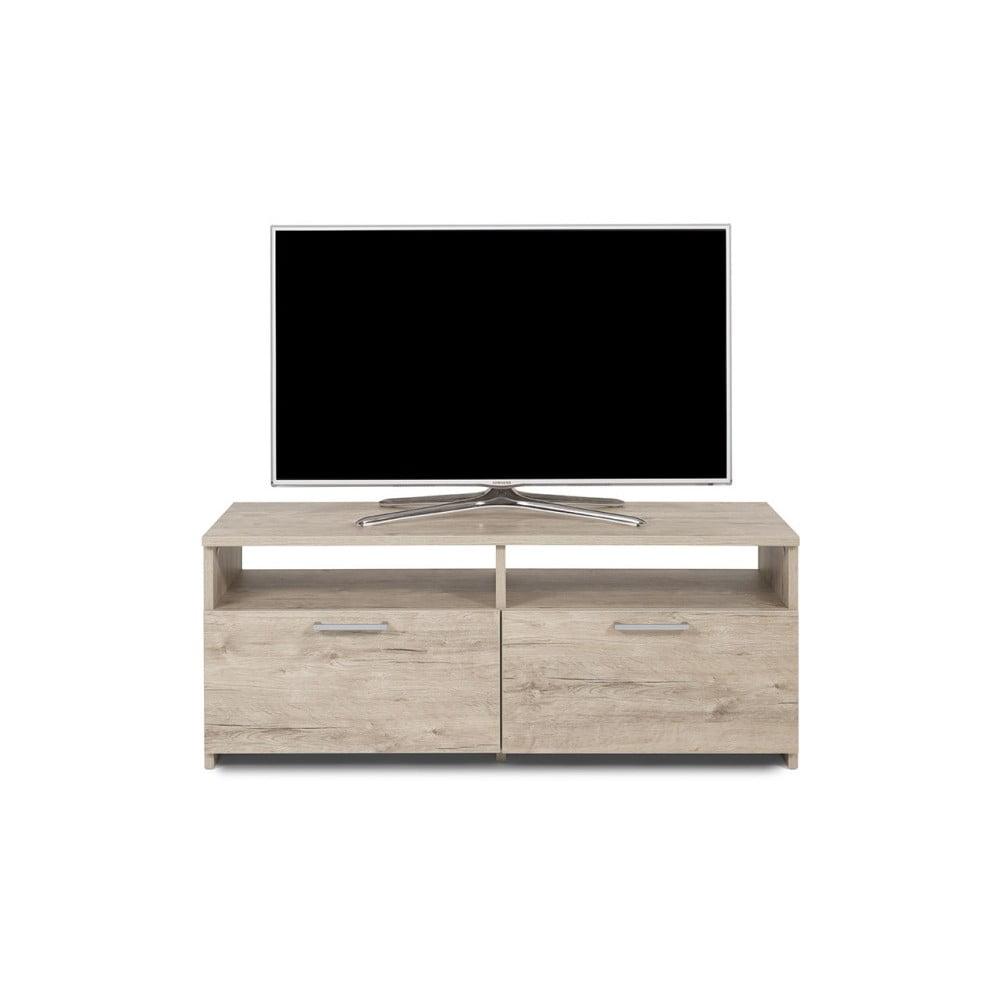 TV stolek v dekoru dubu sherwood MobiliFiver Rachele