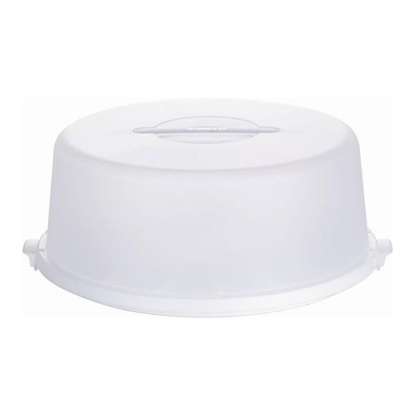 Box na dort Basic White, 33x33 cm