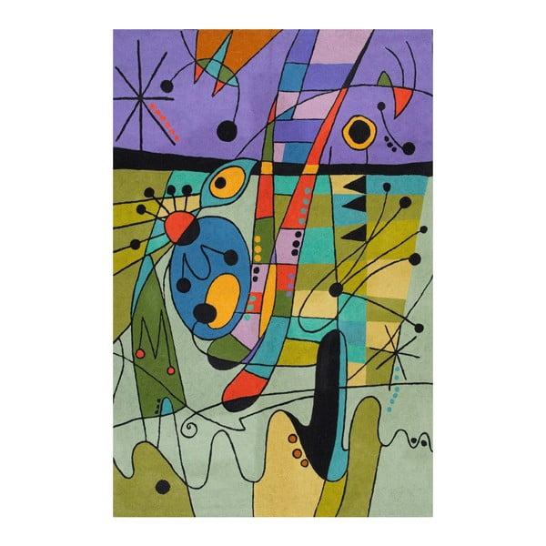 Koberec Miro Carnival Purple, 150x90 cm