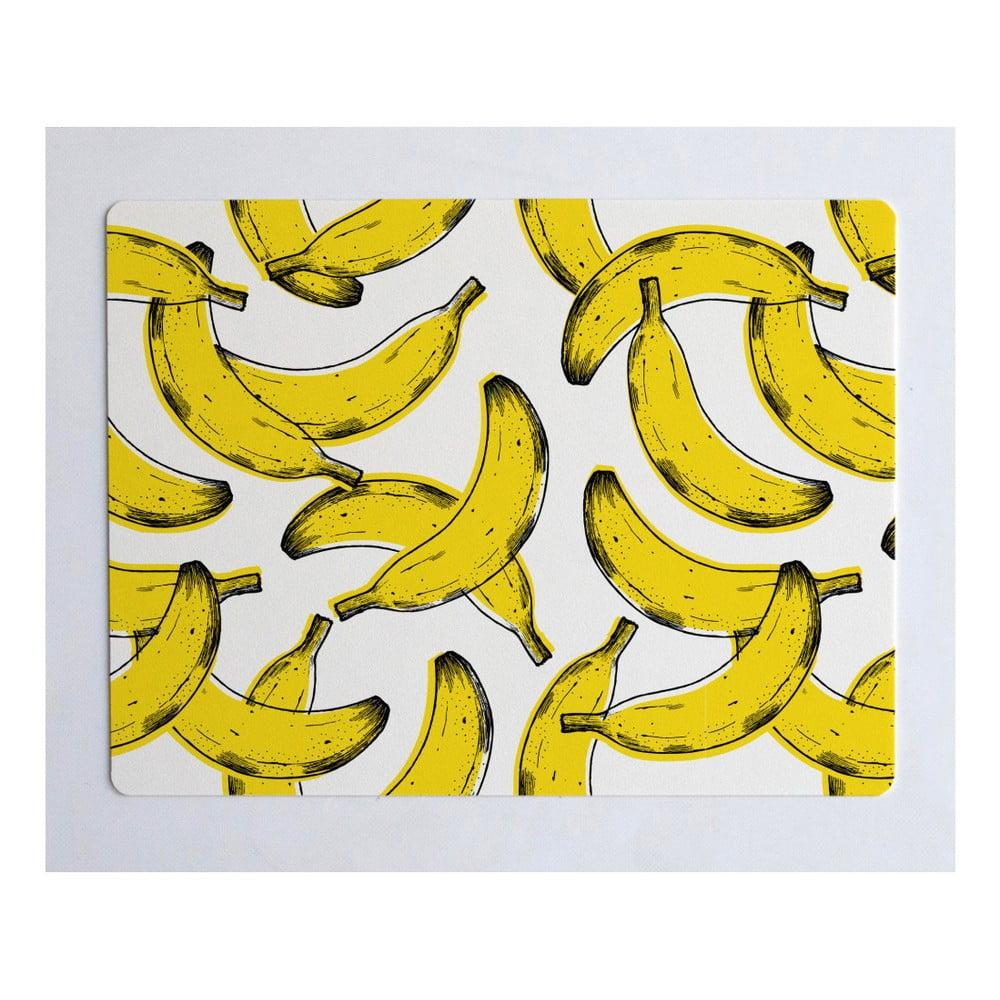 Podložka na stůl Really Nice Things Banana, 55 x 35 cm