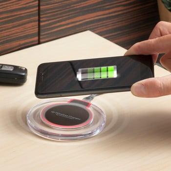 Încărcător wireless pentru smartphone InnovaGoods imagine