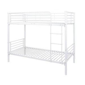 Bílá patrová postel 13Casa Beatrix, 90x200cm