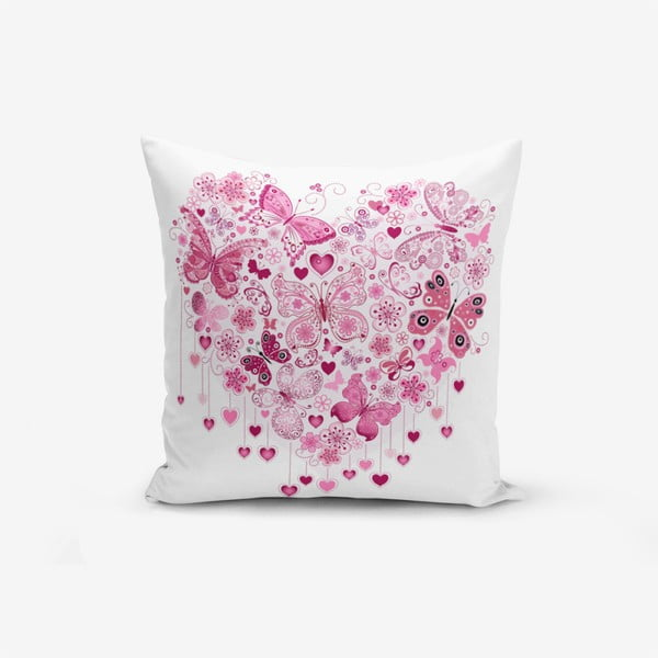 Față de pernă Minimalist Cushion Covers Hearty, 45 x 45 cm
