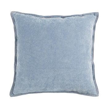 Pernă White Label Justin, 45 x 45 cm, albastru deschis de la White Label