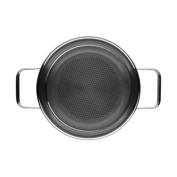 Tigaie pentru paella WMF Profi Resist, ⌀ 24 cm