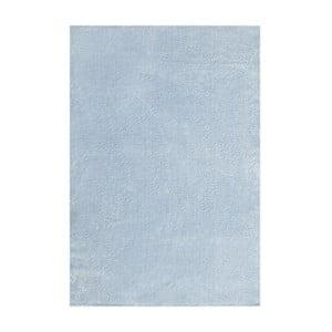 Modrý dětský koberec Happy Rugs Small Man, 120x180cm