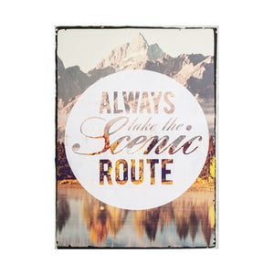 Tablou Graham & Brown Scenic Route, 50 x 70 cm