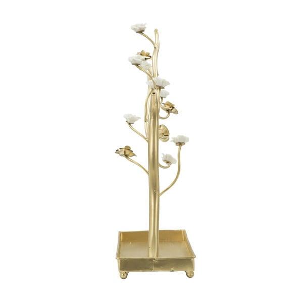 Tree aranyszínű ékszertartó állvány vasból - Mauro Ferretti