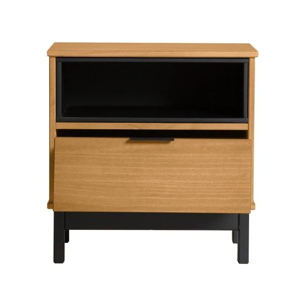 Nočný stolík Marckeric Luana, 49 × 51 cm