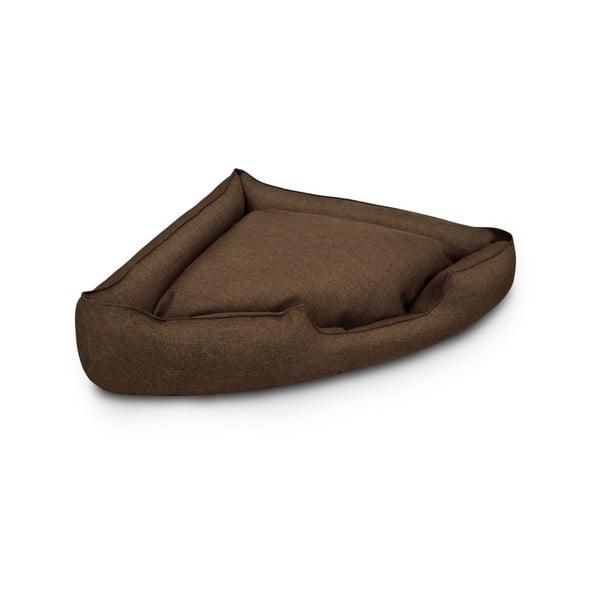 Hnědý pelíšek pro psy Marendog Eclipse Premium