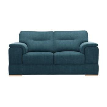 Canapea pentru 2 persoane Stella Cadente Madeiro, albastru