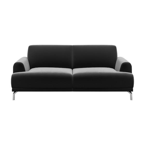 Canapea cu 2 locuri MESONICA Puzzo, gri