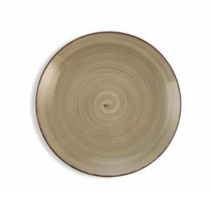 Sada 6 světle šedých talířů Villa d´Este Baita, ø 19 cm