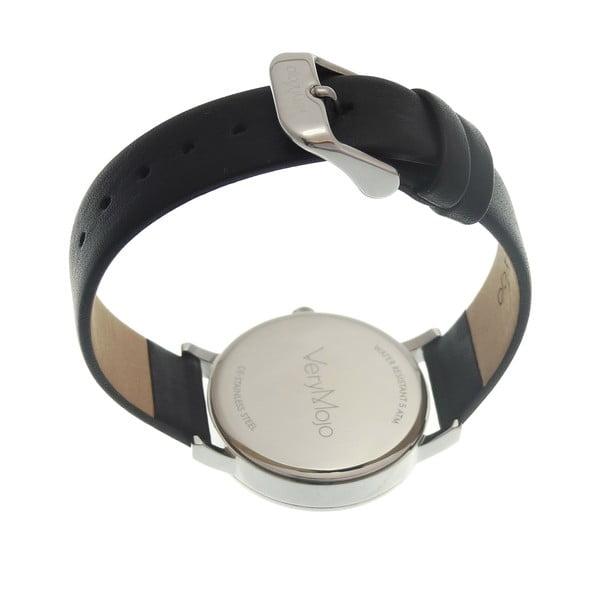 Černé hodinky VeryMojo Girl Power