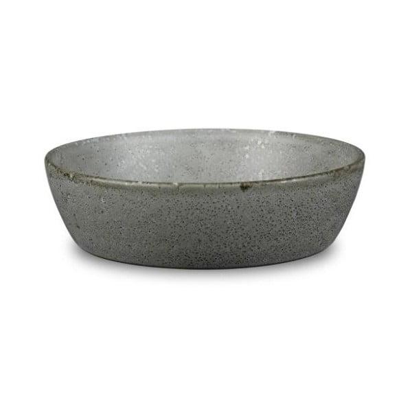 Bol de servire din ceramică Bitz Mensa, diametru 18 cm, gri