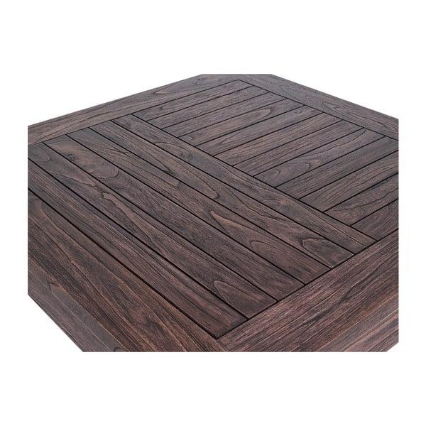 Jídelní stůl ze dřeva mindi Santiago Pons Antalia