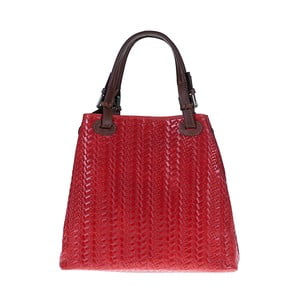 Červená kabelka Pitti Bags Helen