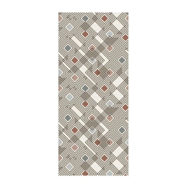 Běhoun Floorita Diamond Multi, 60 x 115 cm