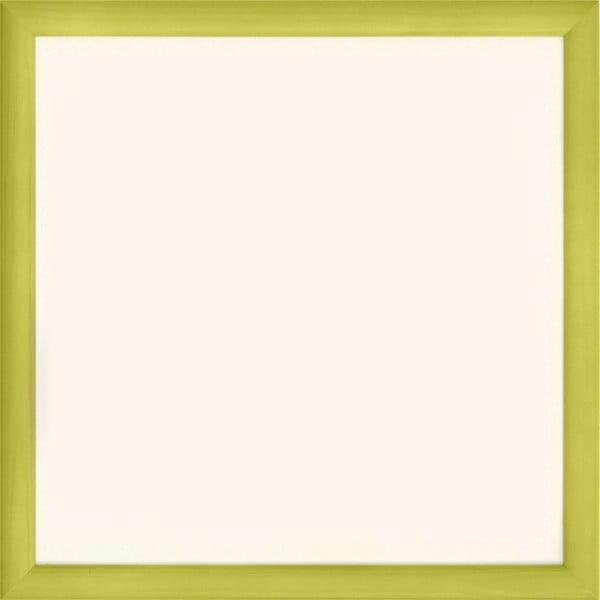 Magnetický obraz, žlutozelený, 30x30 cm