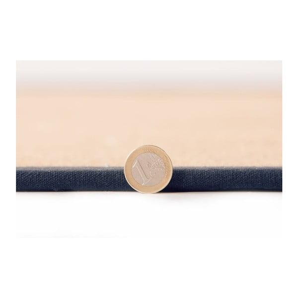Koberec Herringbone Indigo, 60x230 cm