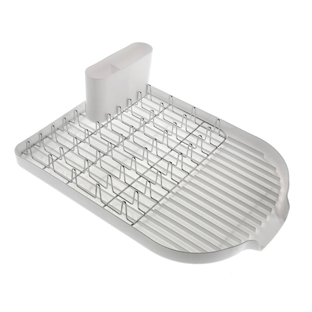Bílý odkapávač na nádobí Versa Blancos